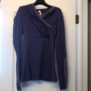EUC Lululemon Cross Train Pullover - Sz 8